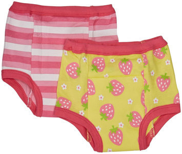 green sprouts by i play. Training Pants Set Strawberry (Toddler) - Yellow - 1 ct.
