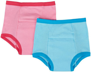 green sprouts by i play. Organic Training Pants 2 Pack (Toddler) - pink - 1 ct.