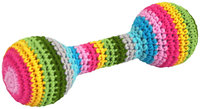 green sprouts by i play. Organic Chime Rattle-Multicolor - 1 ct.
