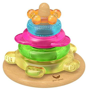 Green Sprouts - Stacking Teether Tower 6 Months