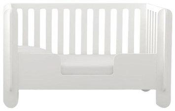 Oeuf Elephant Toddler Bed Conversion Kit Finish: White