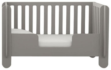 Oeuf Elephant Toddler Bed Conversion Kit Finish: Grey