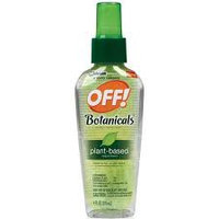 OFF! Botanicals Insect Repellent Plant-Based