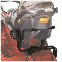 Baby Jogger Double Car Seat Adapter - Multi-Model