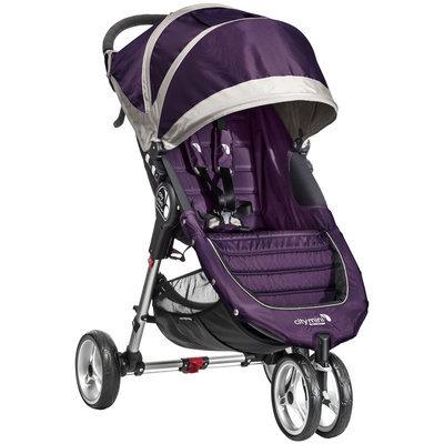 Baby Jogger City Mini Stroller - Single - Purple / Gray