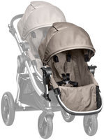 Baby Jogger City Select Second Seat Kit 2014 (Quartz w/Silver Frame)