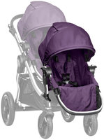 Baby Jogger City Select Second Seat Kit 2014 (Amethyst w/Silver Frame)