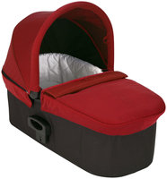 Baby Jogger Deluxe Pram - Red - 1 ct.