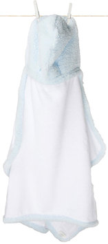 Little Giraffe Chenille Towel - Blue - 1 ct.