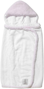 Little Giraffe Chenille Towel - Pink - 1 ct.
