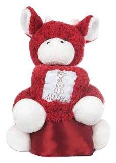 Little Giraffe Mini G + Blanky- Ruby (limited edition)