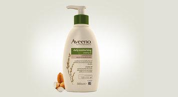 Aveeno® Moisturising Creamy Oil with Sweet Almond Oil