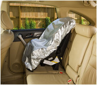 Mommy's Helper Car Seat Sun Shade - 1 ct.