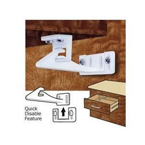 Mommy's Helper Safe Lok Drawer & Cabinet Latch