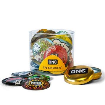 ONE® 576 Sensations™ Condoms