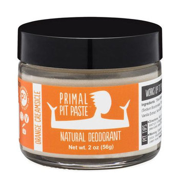 Primal Pit Paste™ Orange Creamsicle Natural Deodorant Jar