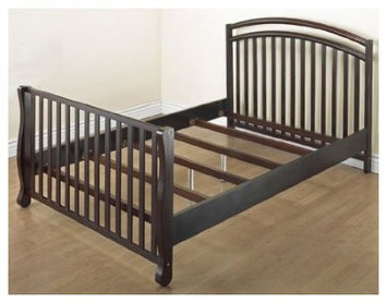 Orbelle Crib N Bed Cappuccino Conversion Kit