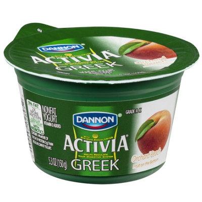 Activia® Greek Orchard Peach Yogurt
