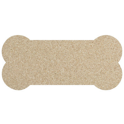 ORE Pet Recycled Rubber Skinny Bone Placemat