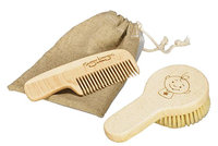 O.r.e. Originals ORE Originals Peek A Boo Comb and Brush Set