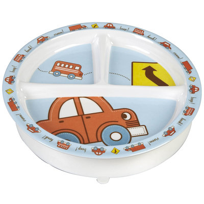 SugarBooger by O.R.E. Divided Suction Plate - Vroom