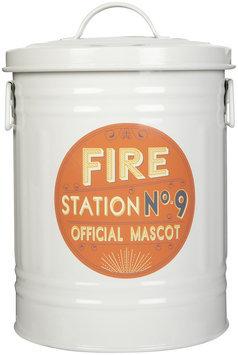 ORE Pet Fire Station No. 9 Treat Bin