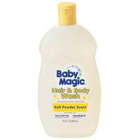 Baby Magic Hair & Body Wash Soft Powder Scent