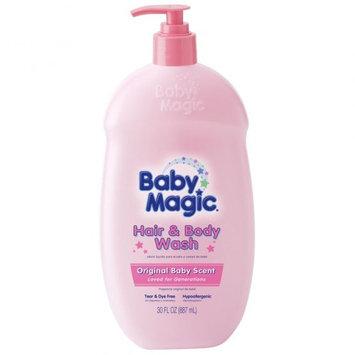 Baby Magic Hair & Body Wash Original Baby Scent