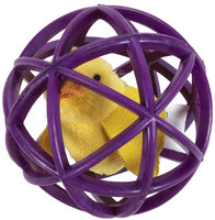 Ourpet's Company Ourpets Company 090041 Bird In Cage Wing It Ball
