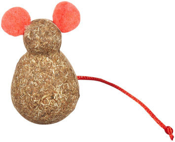 OUR PETS Cosmic Catnip Corknip Totter Mouse