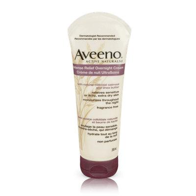 Aveeno® Intense Relief Overnight Cream