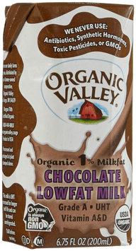 Organic Valley ASPTC MILK 1%,OG2, CHOC
