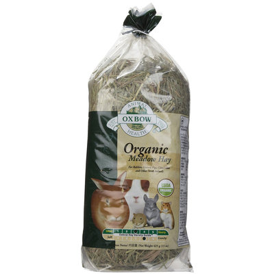 Oxbow Animal Health Oxbow Organic Meadow Hay - 15 oz.
