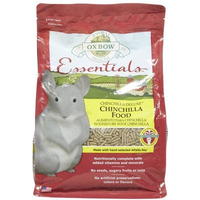 Oxbow Essentials Chinchilla Deluxe - 5 lb