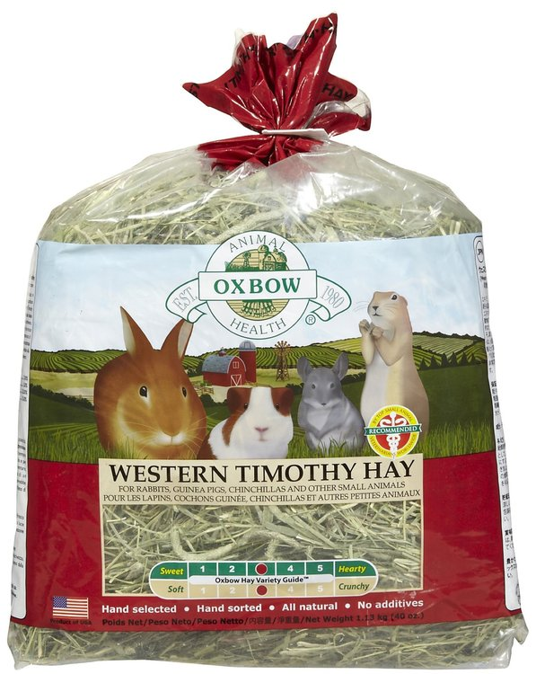 Oxbow Pet Products Oxbow Western Timothy Hay (40-oz bag)
