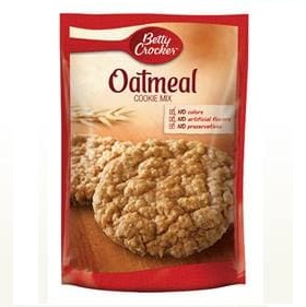 Betty Crocker™ Oatmeal Cookie Mix