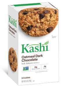 Kashi® Oatmeal Dark Chocolate Cookies
