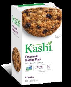 Kashi® Oatmeal Raisin Flax Cookies