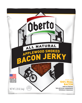 Oberto® All Natural Applewood Smoked Bacon Jerky