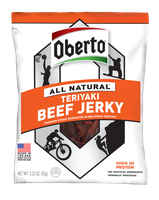 Oberto® All Natural Teriyaki Beef Jerky