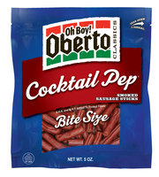 Oberto® Oh Boy! Classics Cocktail Pep Smoked Sausage Sticks