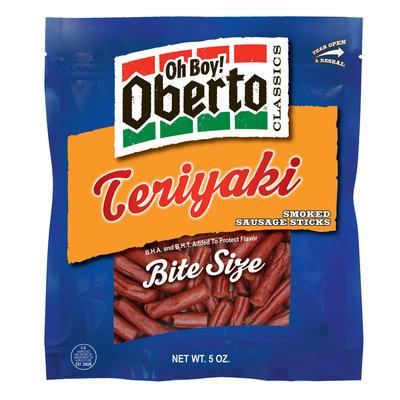 Oberto® Oh Boy! Classics Teriyaki Bite Size Sausage Sticks