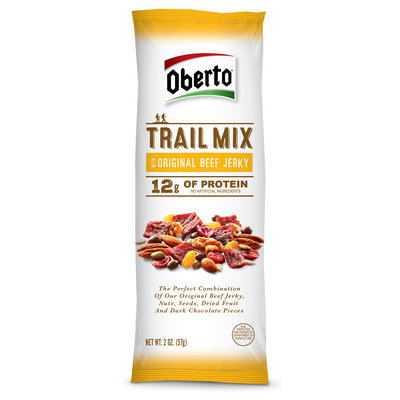 Oberto® Original Beef Jerky Trail Mix