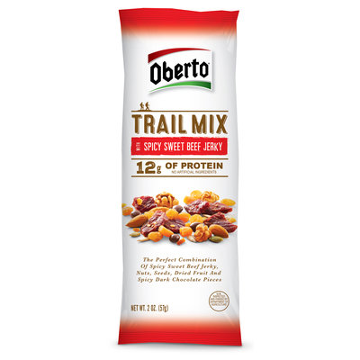 Oberto® Trail Mix Spicy Sweet Beef