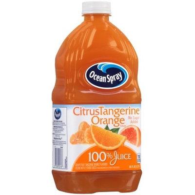Ocean Spray 100% Juice Citrus Tangerine Orange Flavor