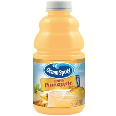 Ocean Spray Bar Pac 100% Pineapple Juice