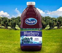 Ocean Spray Blueberry Juice Cocktail