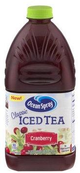 Ocean Spray Classic Iced Tea Cranberry
