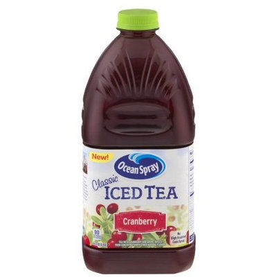 Ocean Spray Classic Iced Tea Cranberry