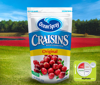 Ocean Spray Craisins Original Dried Cranberries